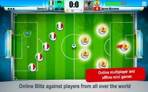 Mini Football Championship 1.1 Screen 1
