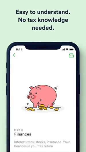 Taxfix – Simple German tax declaration via app 1.68.0 Screen 1