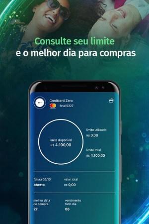 Credicard - app do seu cartão de crédito 5.8.1 Screen 4