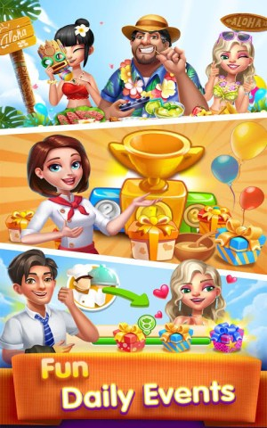 Cooking City: crazy chef' s restaurant game 1.22.3973 Screen 9