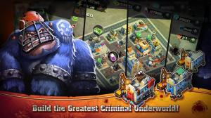 Android Clash of Mafias Screen 1