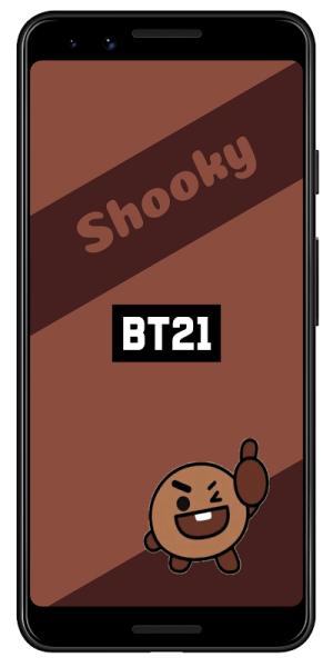 Android BT21 HD Wallpapers and Backgrounds Screen 4