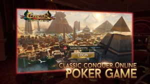 Conquer Silver Club - Free Texas Holdem 1.0.8.2 Screen 2