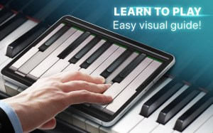 Android Piano Free - Keyboard with Magic Tiles Music Games Screen 1