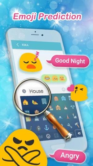 Android HS IQQI International Keyboard - Emoji, Emoticons Screen 3