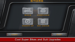 Android Dhoom:3 The Game Screen 5