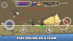 Mini Militia Doodle Army 2 1.0 Screen 1