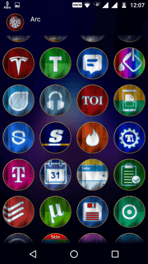 Arc - Icon Pack 2.5 Screen 6