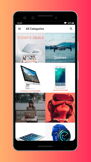 Daily Steals App 5.41.30 Screen 2
