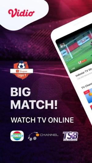 Vidio - Nonton Video, TV & Live Streaming Gratis 4.13.15-d101bf1 Screen 7