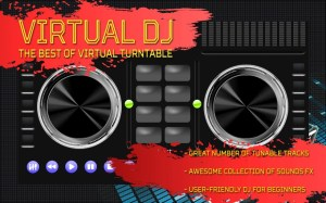 Virtual DJ 3.0.1 Screen 1