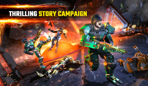 Android Shadowgun Legends: FPS Multiplayer Shooting Games Screen 14