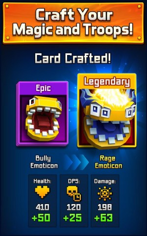 Android Royale Clans – Clash of Wars Screen 12