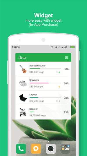 Thriv - Savings Goal 4.1.1 Screen 6
