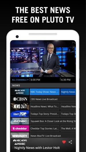 Pluto TV - It's Free TV 3.6.10-leanback Screen 2