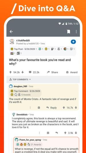 Reddit 2021.6.0 Screen 6