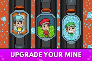 Android Idle Miner Tycoon - Mine Manager Simulator Screen 11