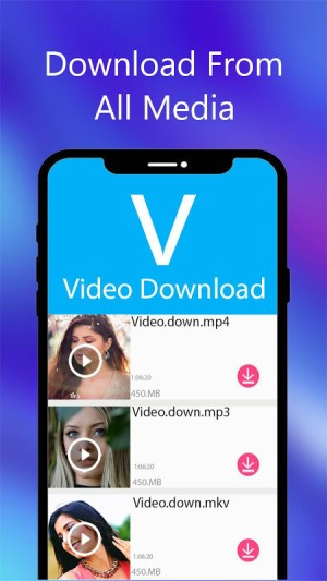 Android All Video Downloader Screen 4