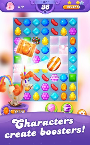 Candy Crush Friends Saga 1.34.6 Screen 6