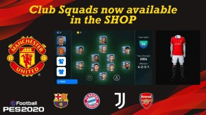 Android eFootball PES 2020 Screen 13