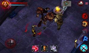 Android Dungeon and Demons  - Offline RPG Dungeon Crawler Screen 3