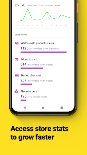 Ecwid Ecommerce 5.0.3 Screen 3