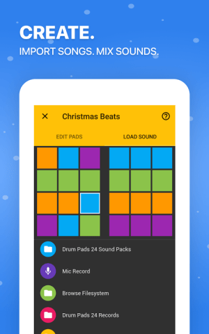 Drum Pads 24 - Music Maker 3.3.0 Screen 11