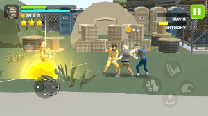 Android Rage City: Streets of Gang Fighting & Fury Fighter Screen 5
