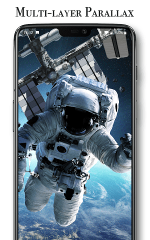 Parallax Background HD--Animated Live Wallpaper 3D 3.2.0 Screen 6