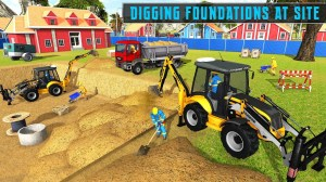 Android excavator simulator 2018 Screen 8