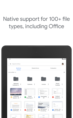Google Drive 2.20.511.04.30 Screen 7