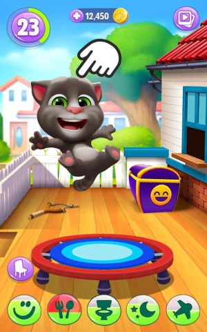 My Talking Tom 2 1.6.1.702 Screen 4