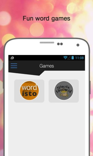 Android Sesli Sözlük Screen 1
