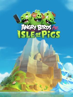 Angry Birds AR: Isle of Pigs 1.1.2.57453 Screen 9