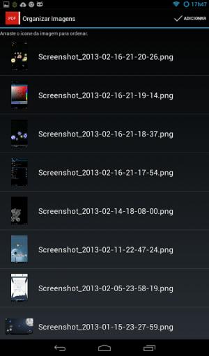 Image to Pdf Converter 1.9.7 Screen 4