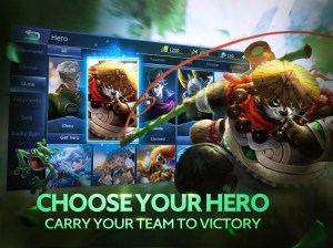 Android Mobile Legends: Bang Bang Screen 5