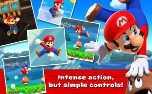 Super Mario Run 3.0.16 Screen 1