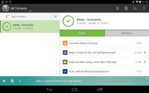 µTorrent® Pro - Torrent App 6.1.8 Screen 2
