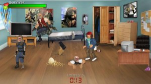 Android Extra Lives (Zombie Survival Sim) Screen 6