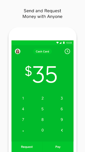 Cash App 2.56.1 Screen 3