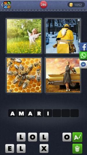 4 Fotos 1 Palabra 8.3.3.53 Screen 1