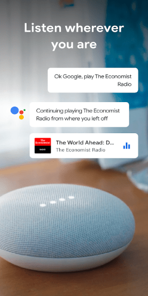 Google Podcasts: Discover free & trending podcasts 1.0.0.301897054 Screen 2