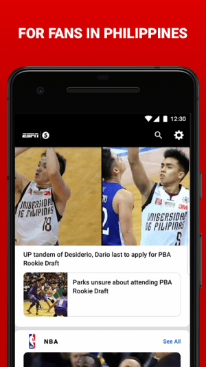 Android ESPN Screen 11
