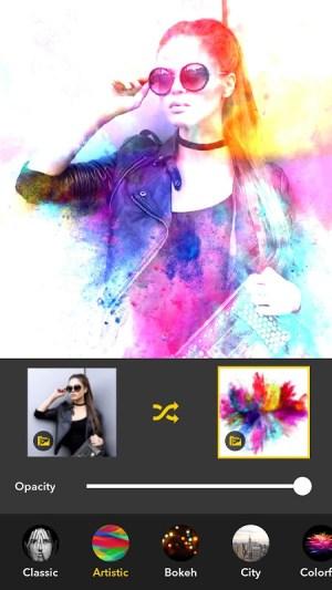 Blend Photo Editor - Artful Double Exposure Effect 3.3 Screen 2