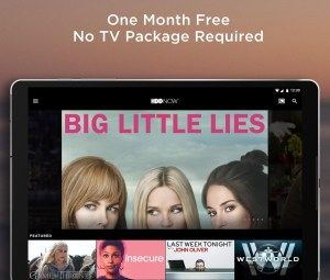 HBO NOW: Series, movies & more 2.2.0 Screen 1