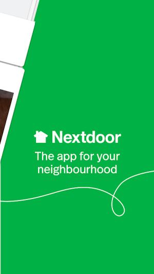 Nextdoor - Local news, classifieds, events, offers 2.113 Screen 2