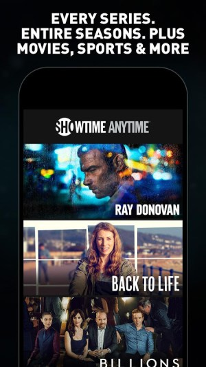 Showtime Anytime 3.6 Screen 4
