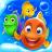 Fishdom Logo
