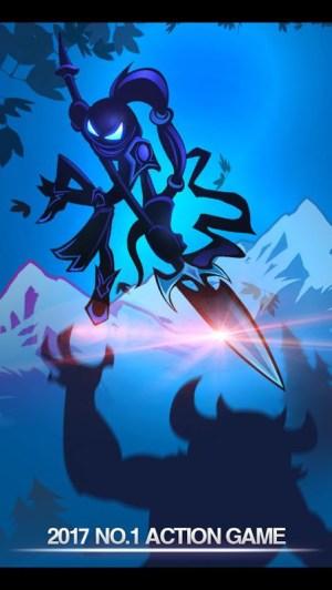 League of Stickman 2017-Ninja 4.3.3 Screen 7