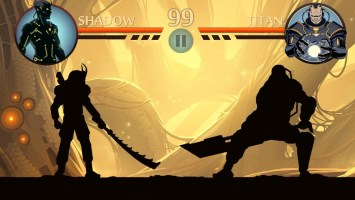 Shadow Fight 2 Screen